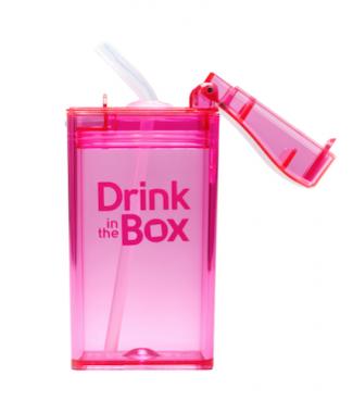 Drink in the Box roze open