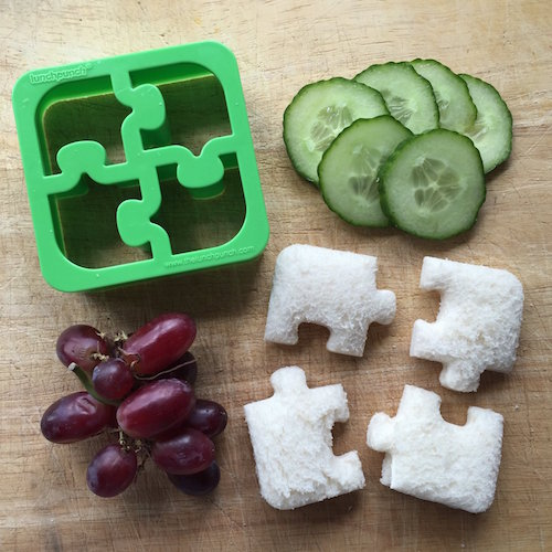 Lunch Punch Match Munch puzzle