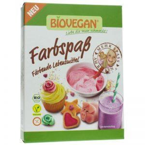 Natuurlijke voedingskleurstof Biovegan