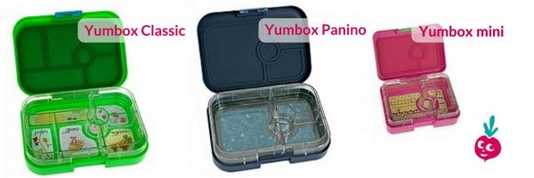Yumbox Classis, Panino en Mini
