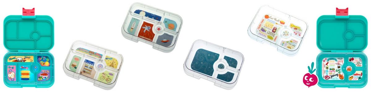 Yumbox trays