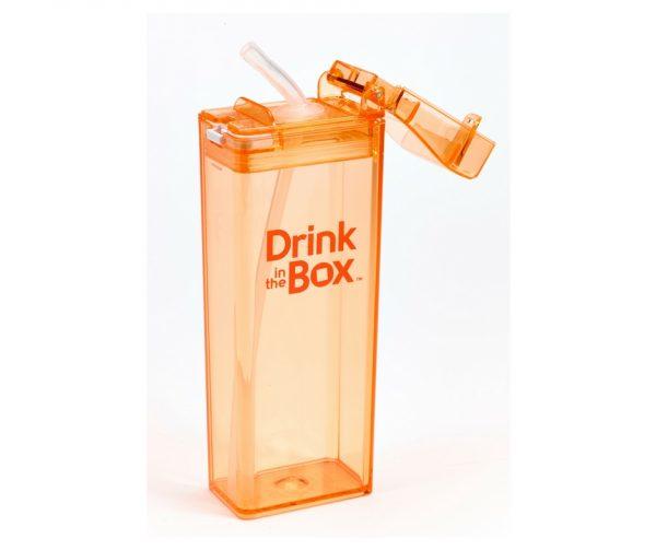drink in the box oranje large