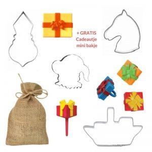 Sinterklaas Bento pakket