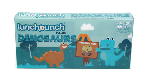 Lunch Punch Dinosaurs