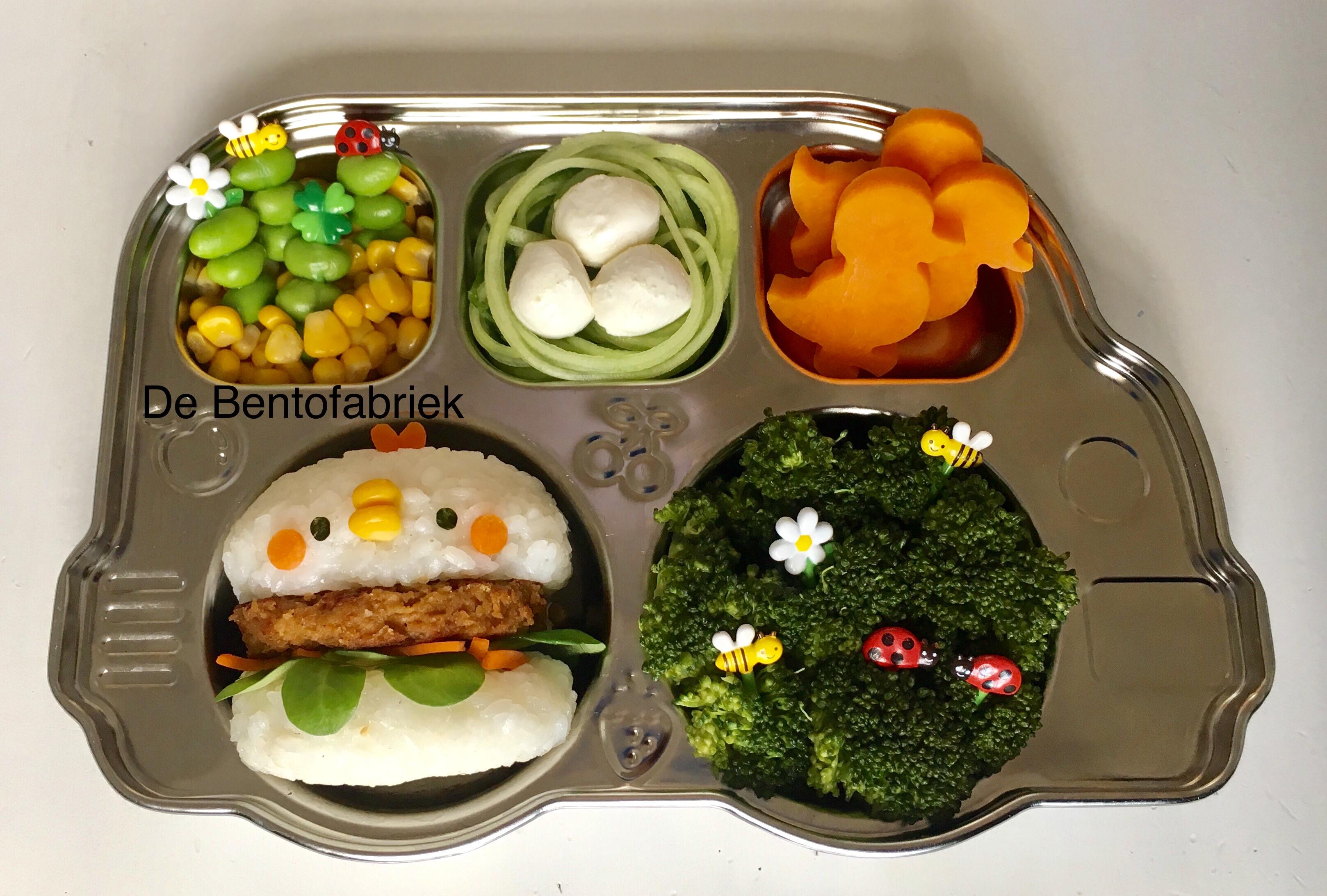 Sushi bento Lente bento