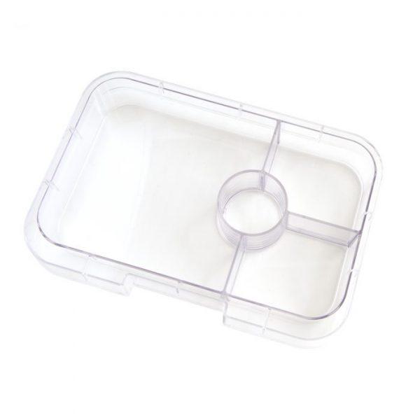 Yumbox Tapas tray - 4 vakken