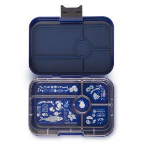 Yumbox Tapas Portofino Blue - 5 vakken