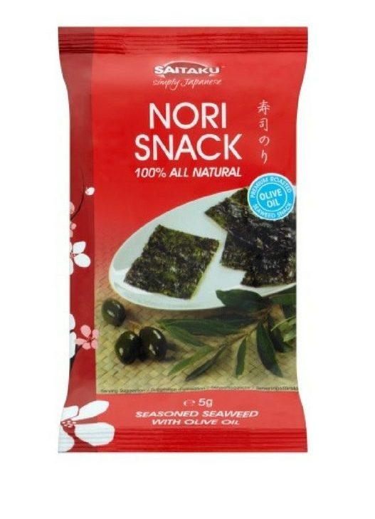 Nori snack