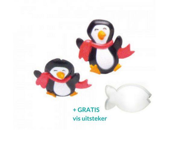 Pinguin Bento ringen