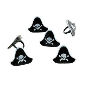 Piratenhoed Bento ringen