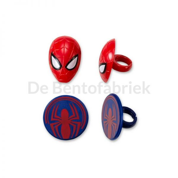 Spiderman Bento ringen