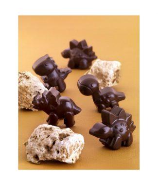 Gezonde Snoepjes vormen en bento snack mallen