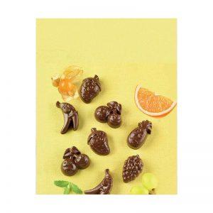 Bento Vrolijk fruit gezonde snoepjes vorm