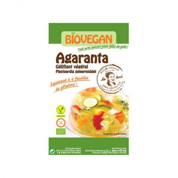 Gezonde snoepjes bindmiddel Biovegan Agaranta