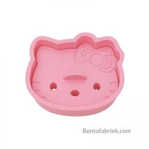 Hello Kitty brooduitsteker