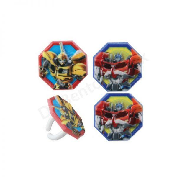 Transformer Rescue Bots Bento ringen