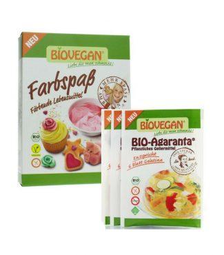 Natuurlijke kleurpoeders en Gezonde snoepjes bindmiddel