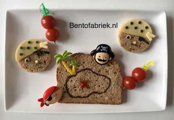 Piraten Bento pakket