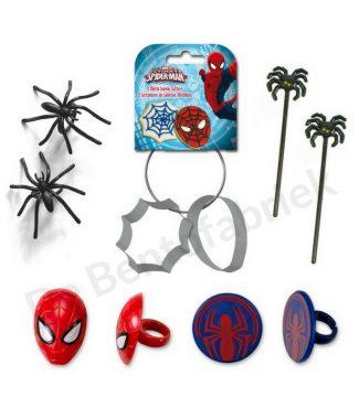 Spiderman Bento pakket