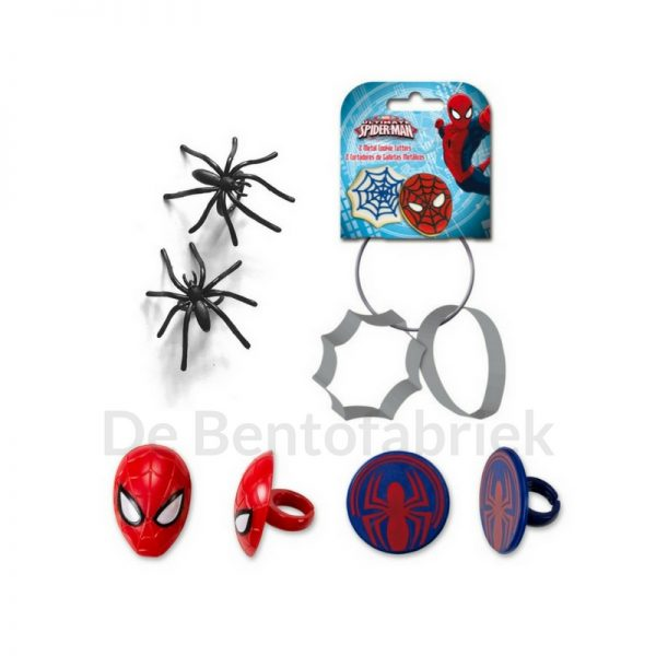 Spiderman Bento pakket