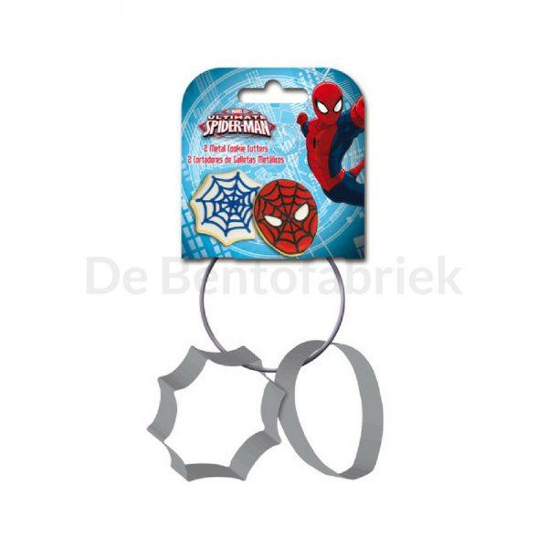 Spiderman uitstekers