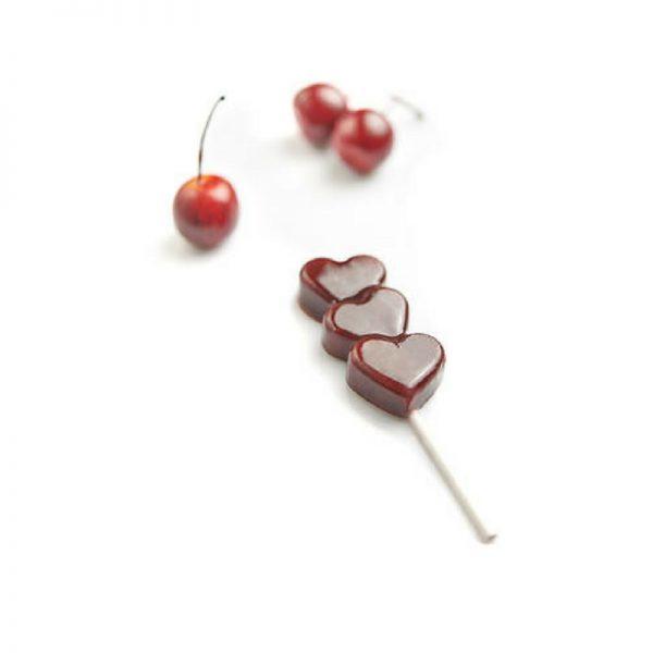 Bento Lollipops Ster, hart, vlinder en bloem