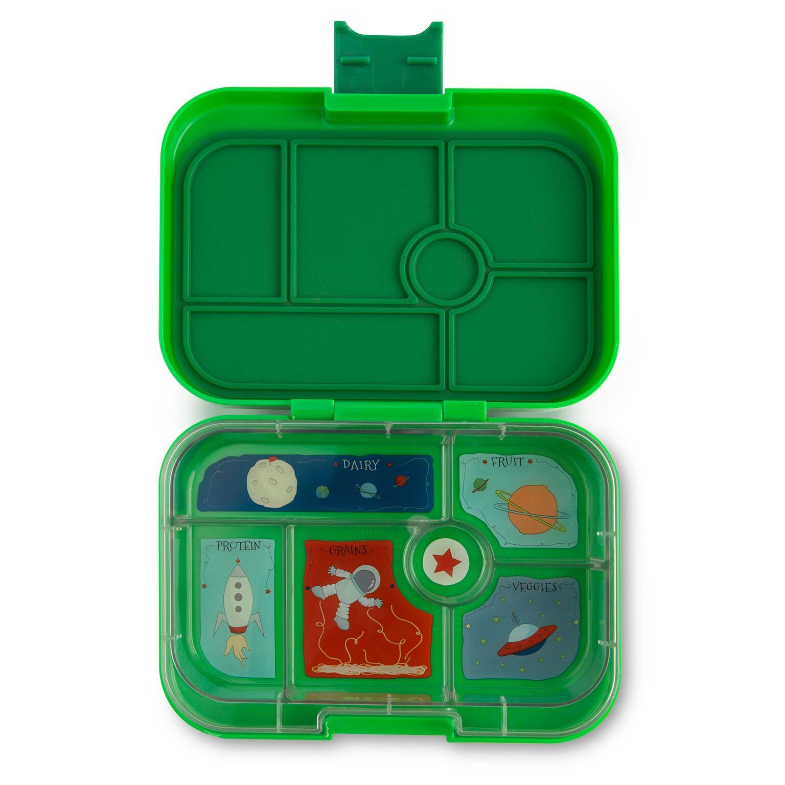 Groene Yumbox bentobox, Terra Green Classic