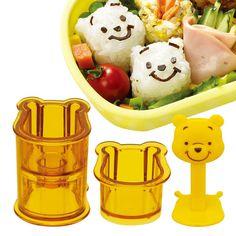 Onigiri vorm Rijst vorm Sushi vorm Winnie the Pooh