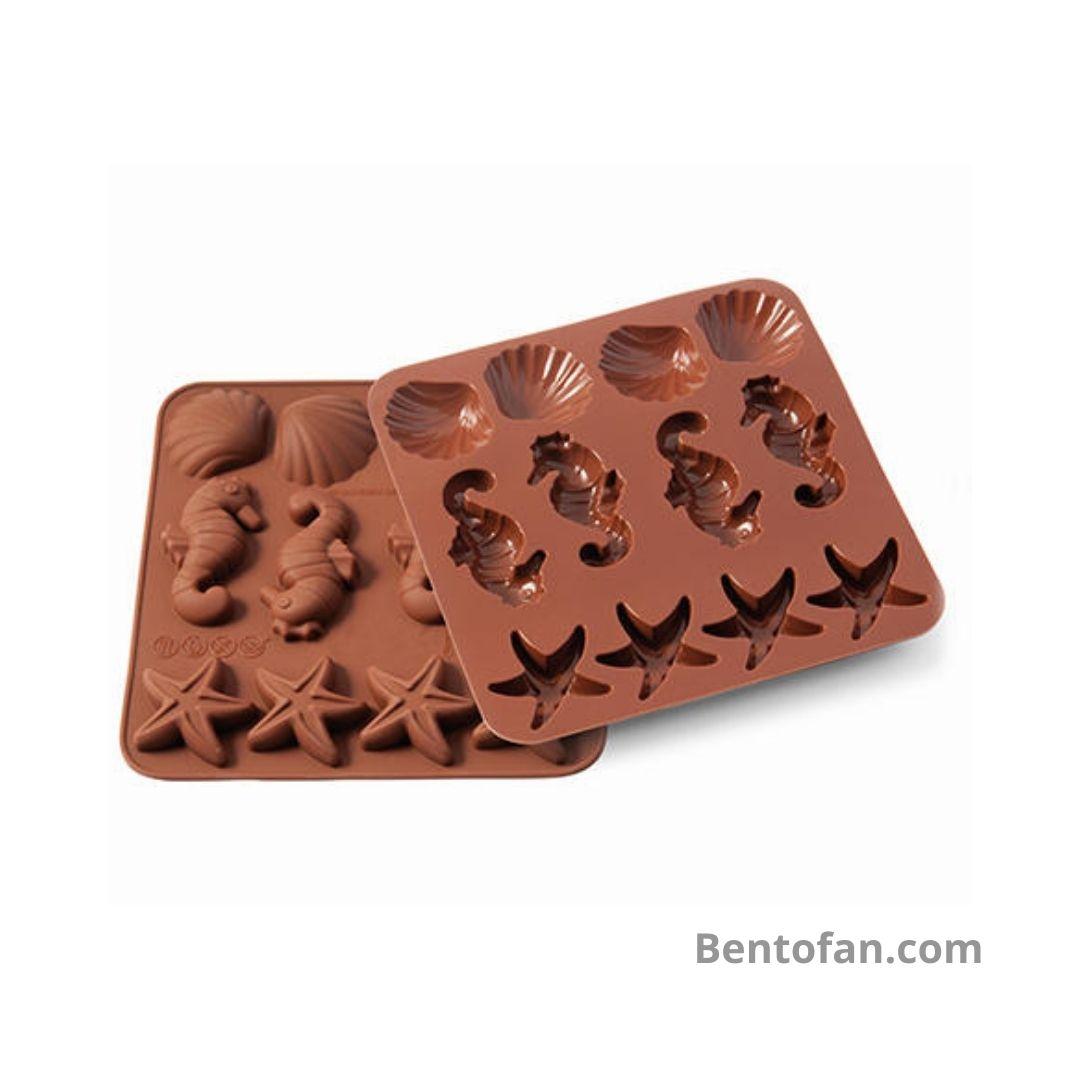 Gezonde snoepjesvorm Zeepaardjes
