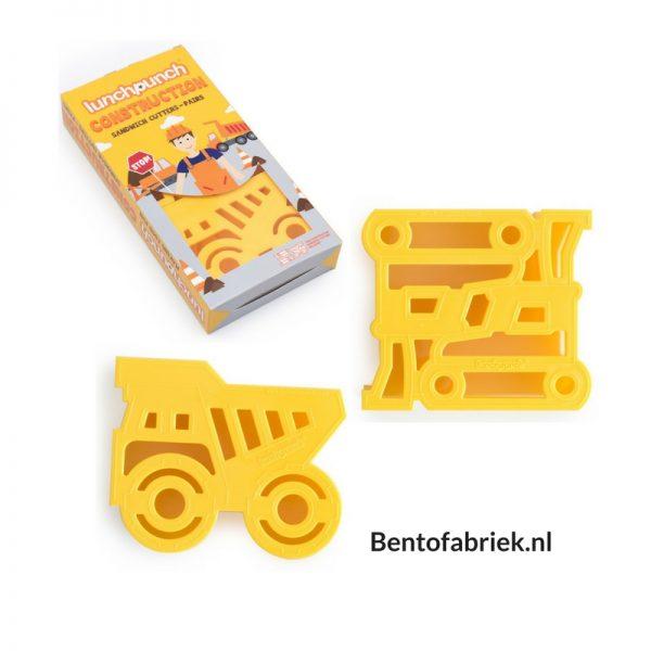 Lunch Punch Construction - Werktuigen brooduitstekers
