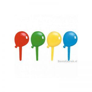 Ballon Bento prikkers