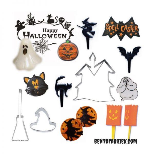 Halloween Bento pakket 2018