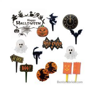 Halloween Bento pakket