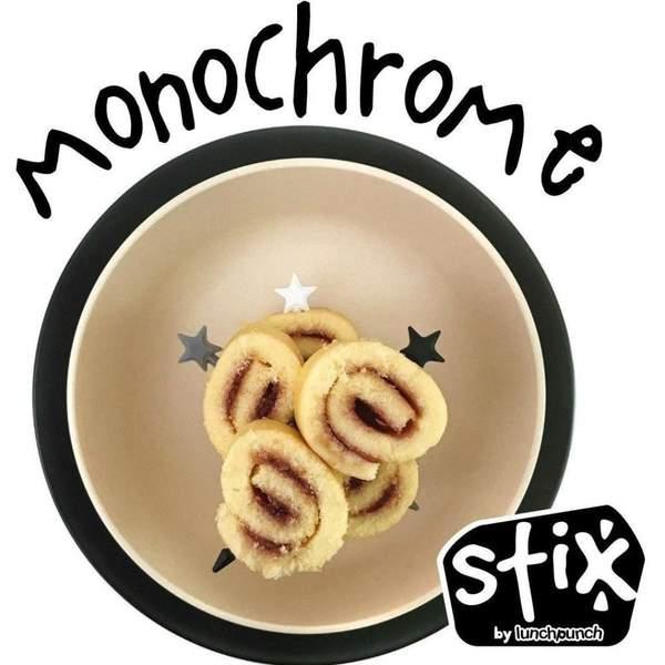 Lunch Punch Stix Monochrome - extra lange bento prikkers
