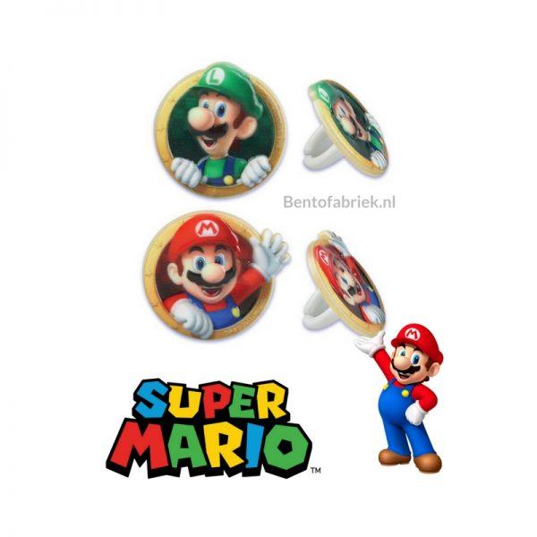 Super Mario bento ringen