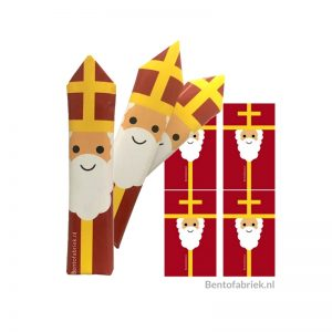 Sinterklaas wikkel Pepernotenreep - De Bentofabriek
