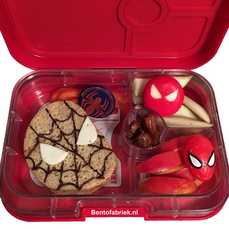 Spiderman bento
