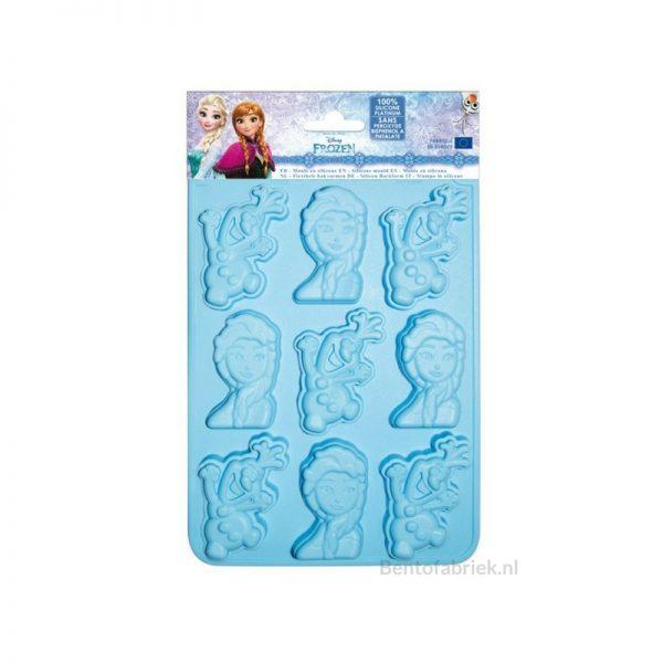 Bento Frozen gezonde snoepjes vorm
