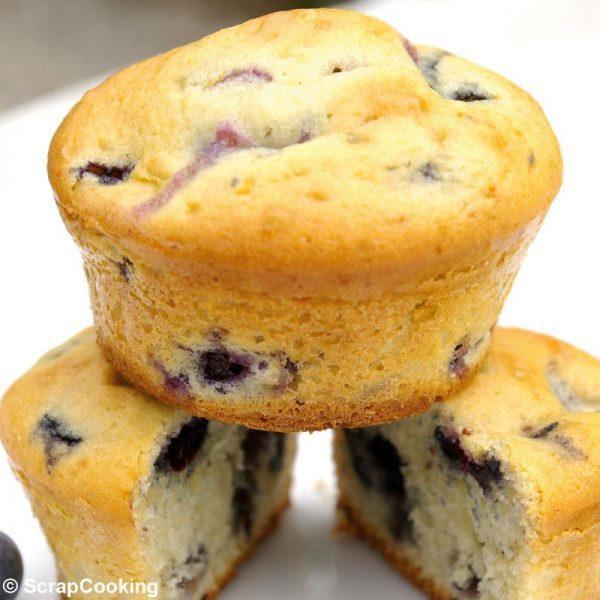 Bento Mini muffins vorm