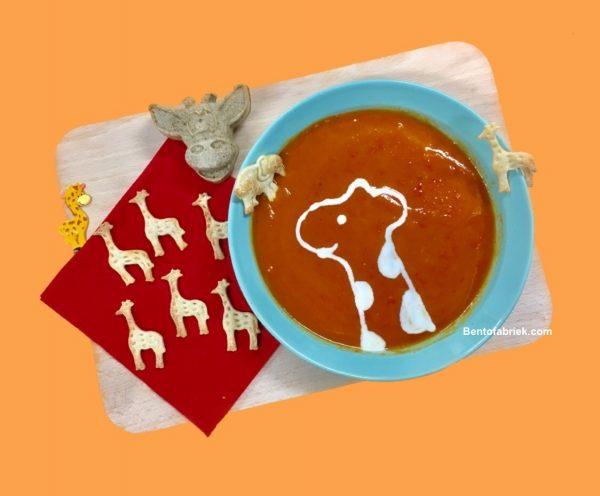 Giraffen soep