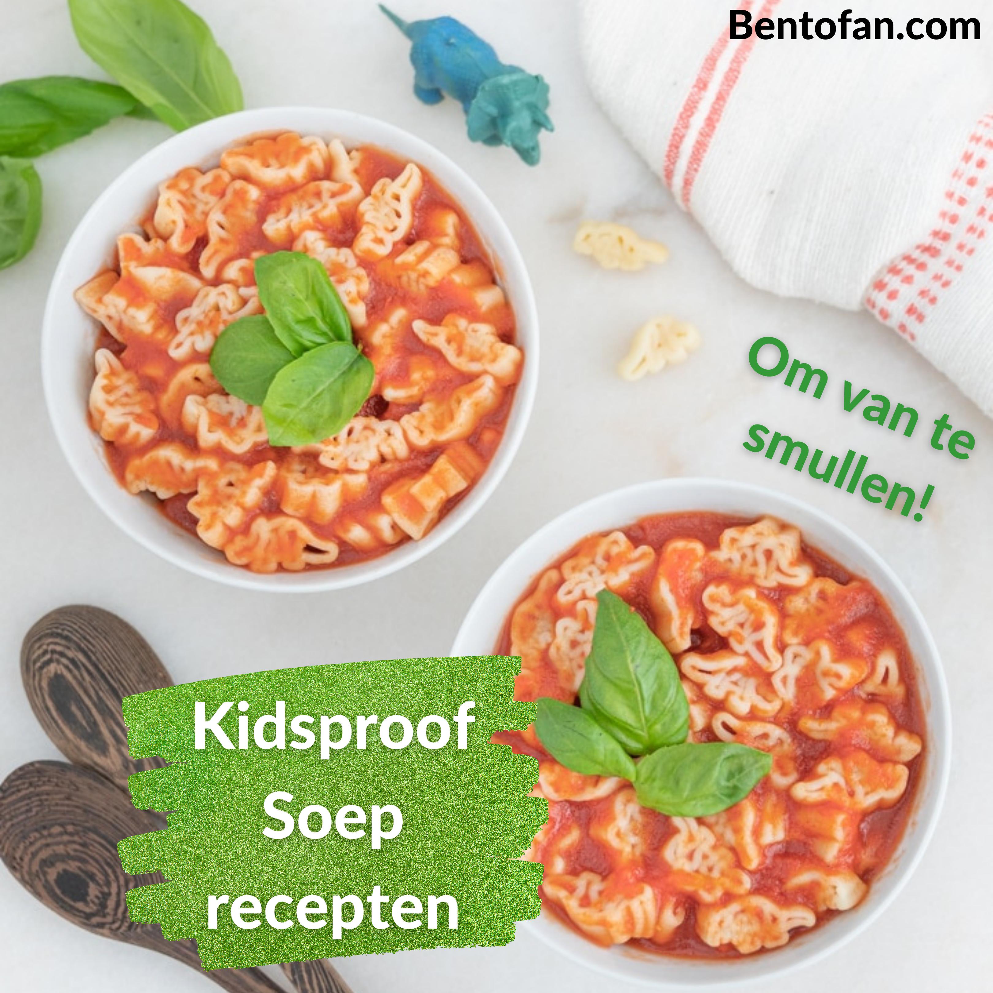 kidsproof soeprecepten