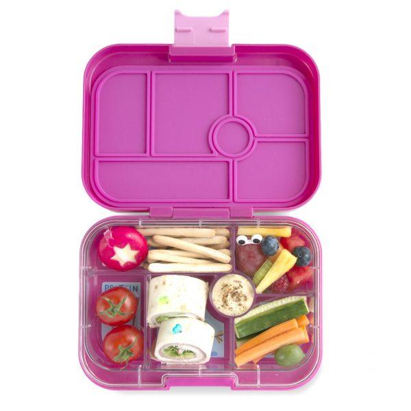 Roze Yumbox bentobox, Malibu Pink Classic