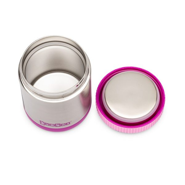 Yumbox Zuppa Thermos Jar Bijoux Purple