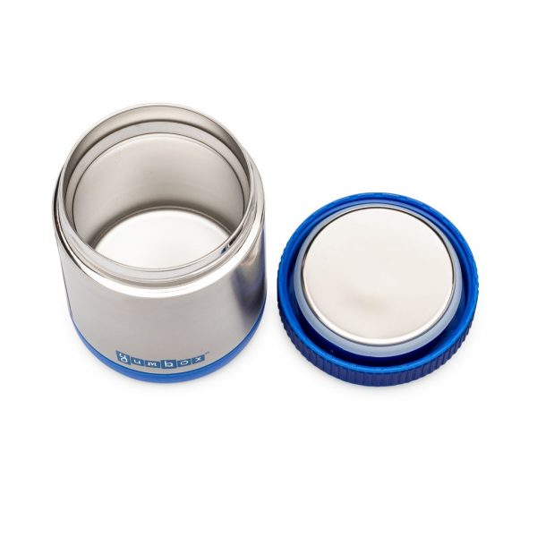 Yumbox Zuppa Thermos Jar Neptune Blue
