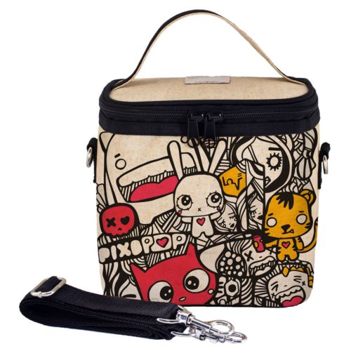 Koeltas SoYoung Coolerbag Large Pixopop Pishi and friends