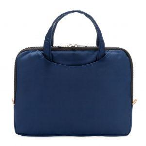 Yumbox geïsoleerde lunchbox sleeve met handvat, Navy blauw