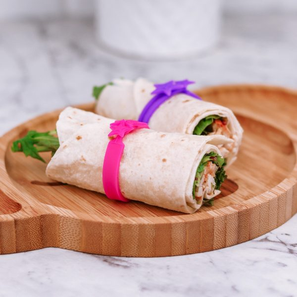 Lunch Punch Wrap bands - Blauw