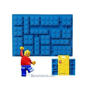 Legoblokjes Gezonde snoepjes vorm