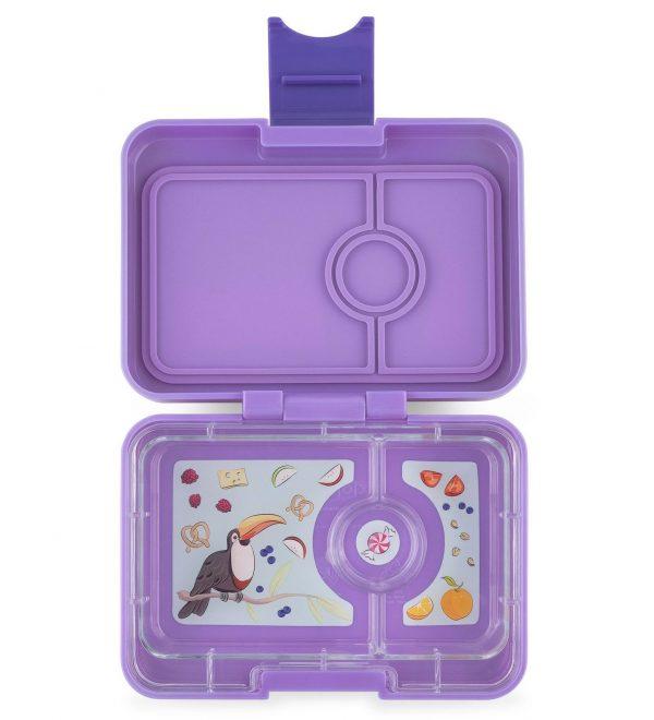 Yumbox Mini Dreamy Purple