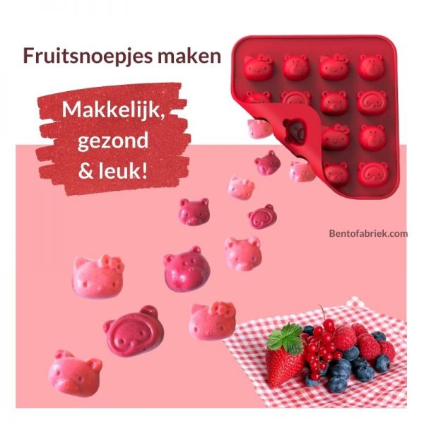 Gezonde snoepjes maken